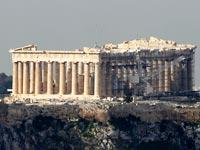 האקרופוליס ביוון / צלם: רויטרס